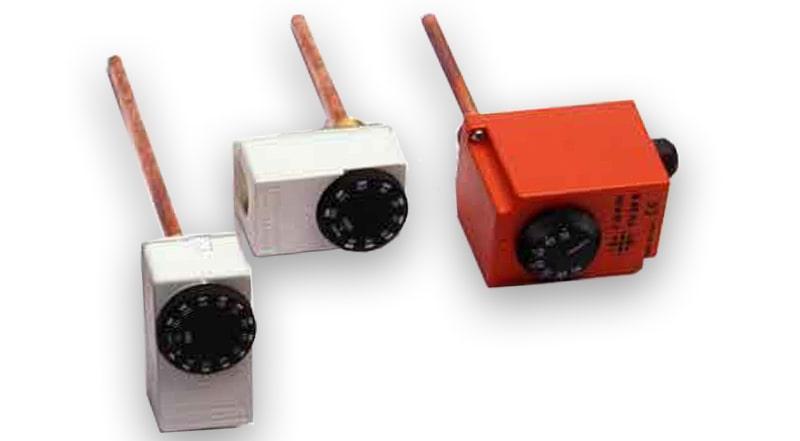 Resistencias y termostatos